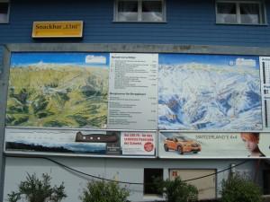 Wandern und Wintersport
